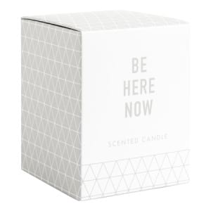 Be Here Now Candle 2
