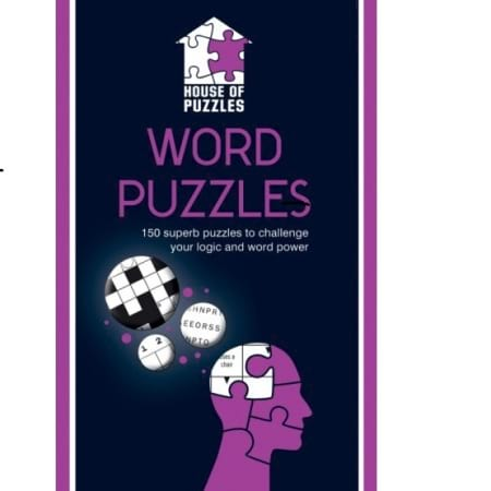 Word Puzzle Book