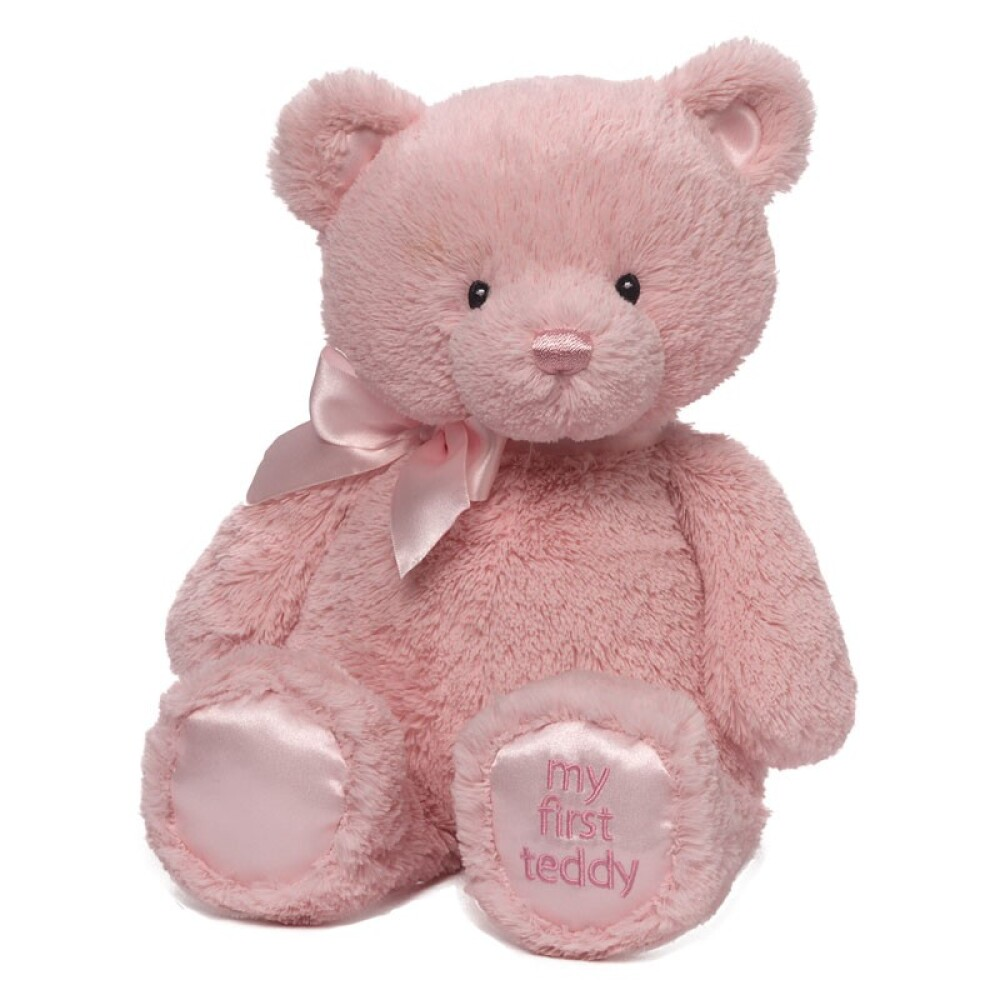 First Teddy Pink