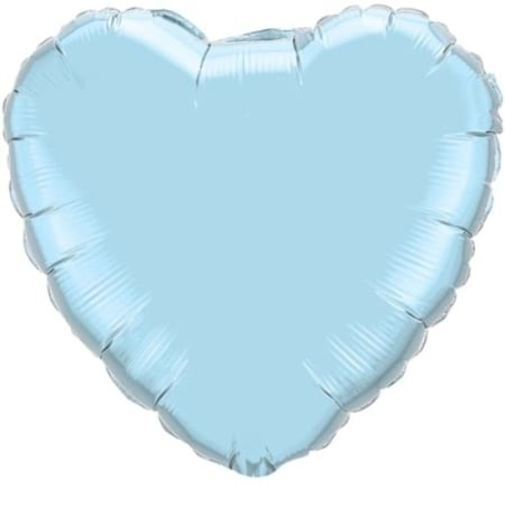 Light Blue Heart