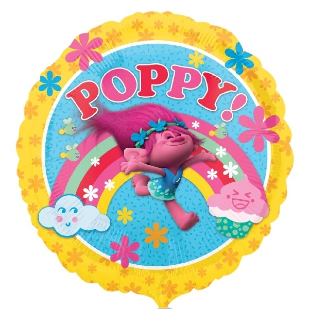 Troll`s Poppy Balloon
